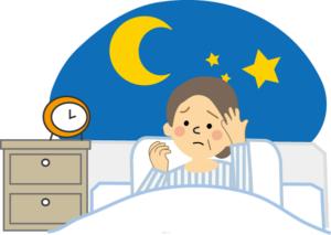 不眠症とは?